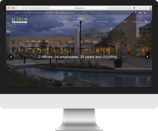 Kudela & Weinheimer Landscape Architects, Houston, TX | Website: kwtexas.com